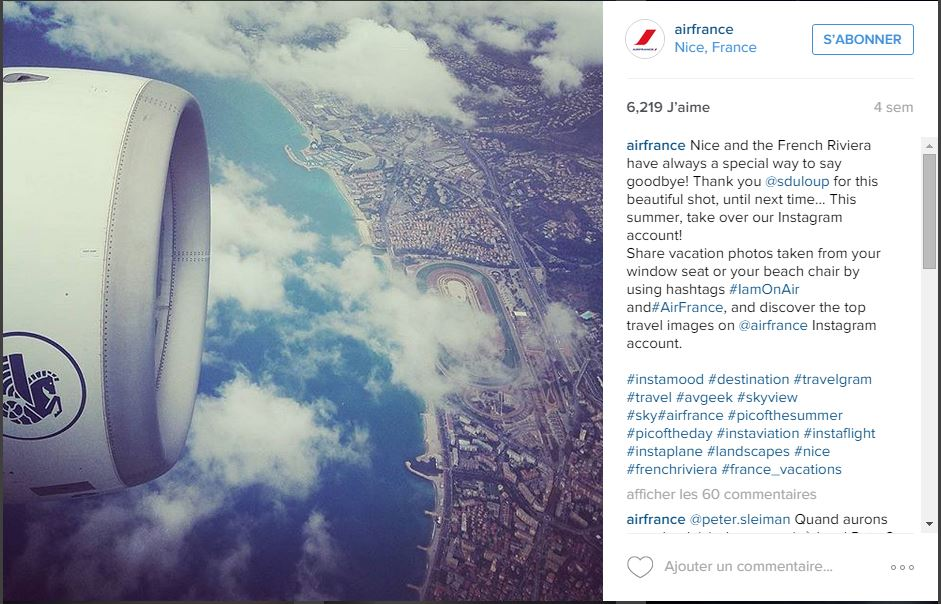 instagram-air-france